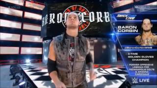 Nonton Baron Corbin Entrance  Smackdown Live 2016 10 04  Film Subtitle Indonesia Streaming Movie Download