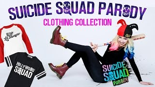 Oh my Puddin'!  Our Suicide Squad Parody Collection has arrived in our Shop and it's dangerously cute!  It's even Mistah J approved.  Links to featured items below!  Order today! 👇 💖 • HILLLY QUINN BEANIE:http://shophillywood.bigcartel.com/product/hilly-quinn-beanie 💖 • HILLY'S LIL' MONSTER TEE:http://shophillywood.bigcartel.com/product/hilly-s-lil-monster-tee💖 •  HARLEQUIN BOW:http://shophillywood.bigcartel.com/product/harlequin-bow💖 • HILLYWOOD SQUAD TEE:http://shophillywood.bigcartel.com/product/hillywood-squad-teeWe ship worldwide! 🌏_____________________JOIN THE HILLYWOOD SQUAD 💚  Donate at: http://www.Patreon.com/Hillywood_____________________FOLLOW THE HILLYWOOD SHOW ⭐️Subscribe: http://www.youtube.com/subscription_center?add_user=JckSparrowWebsite: http://www.TheHillywoodShow.comMerchandise: http://www.ShopHillywood.comTwitter: http://www.Twitter.com/HillywoodShowFacebook: http://www.Facebook.com/TheHillywoodShowTumblr: http://www.TheHillywoodShow.Tumblr.comInstagram: http://www.Instagram.com/TheHillywoodShowE-mail For Business/Press Inquiries: TheHillywoodShow@aol.com _____________________FOLLOW HILLY ⭐️Twitter: http://www.Twitter.com/HillyHindiFacebook: http://www.Facebook.com/HillyHindiOfficialInstagram: http://www.Instagram.com/HillyHindiTumblr: http://www.HillyHindi.Tumblr.comSnapchat: HillyHindi_____________________ FOLLOW HANNAH ⭐️Twitter: http://www.Twitter.com/HannahHindiFacebook: https://www.facebook.com/Hannah-Hindi-102206209819456/?fref=tsInstagram: http://www.Instagram.com/HannahHindiOfficialTumblr: http://www.HannahHindi.Tumblr.com______________________•   FEATURED MUSIC ♬Silverstrike - Harley The Queenhttps://soundcloud.com/silverstrikehttps://www.facebook.com/silverstrikemusic______________________• MODEL: Hilly Hindi• DIRECTOR: Hannah Hindi•  EDITOR: Hilly Hindi• CAMERA OPERATOR: Shun Otsubo______________________