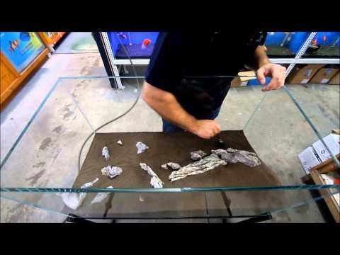 ADA Aquarium Setup, Step by Step Guide (видео)