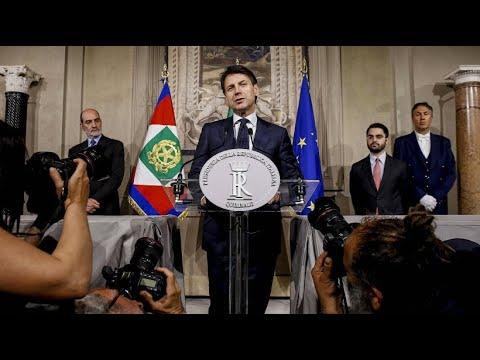 Doch Regierungsbildung in Italien: Conte als Minister ...