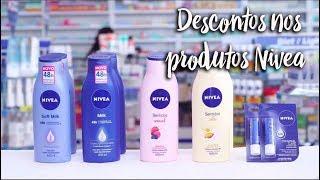 Oferta da Semana - Descontos nos produtos Nivea