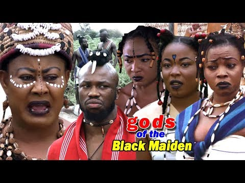 Gods Of The Black Maiden Season 4 - New Movie | 2019 Latest Nigerian Nollywood Movie Full HD