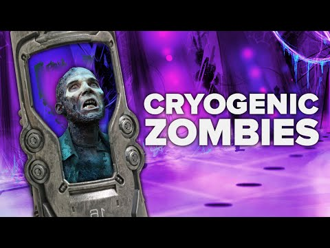 CRYOGENIC ZOMBIES (Part 5) ★ Call of Duty Zombies Mod (Zombie Games)