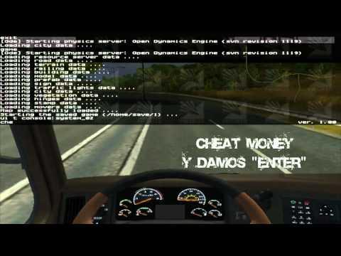 Como Tener Mas Dinero En Euro Truck. (Simulador De Camión) [ El