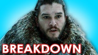 We breakdown the preview of Game of Thrones Season 7 episode 6 and share our theories & predictions of what is to come.