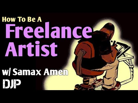 How To Make Money As A Freelance Artist ( And Whats Holding You Back )