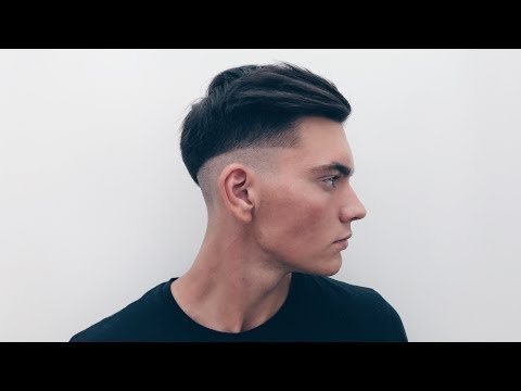 Hairstyles for short hair - short men's haircut for L'oreal business camp 2018