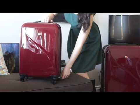 Swiss Gear Luggage set Blogger Review