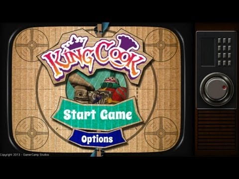 King Cook - GamerCamp PS3 Project Playthrough