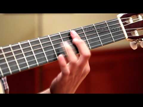 Suy nghi trong anh - Guitar solo fingerstyle