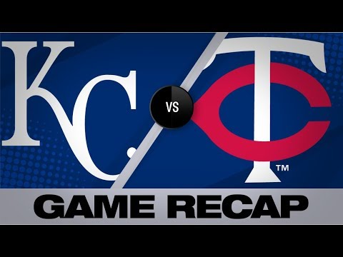 Video: Cruz's 3-HR game drives Twins to 11-3 win | Royals-Twins Game Highlights 8/3/19