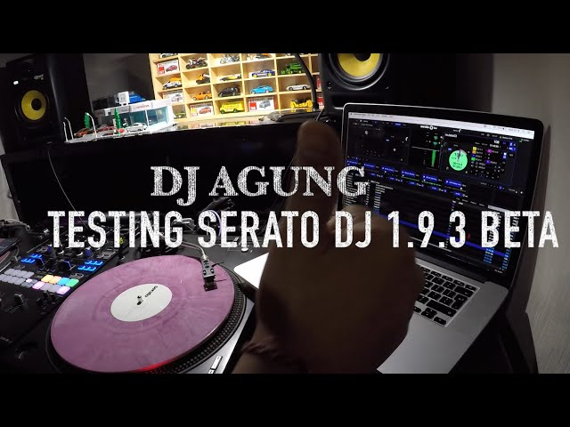 Live Remix Using Serato DJ 1.9.3 (Beta Version)