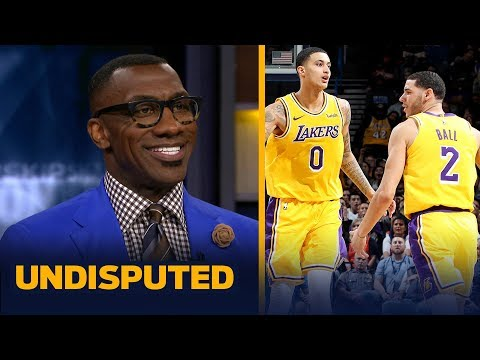 Shannon Sharpe sees major growth in Lakers' young players after win vs Thunder | NBA | UNDISPUTED