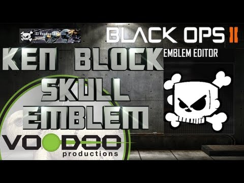 Ops Skull Ken Block Skull Black Ops 2