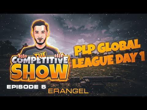 The Competitive Show by Tyrant • Episode 5 • PLP Global League Day 1