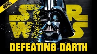 Defeating DARTH VADER  - Caravan Of Garbage