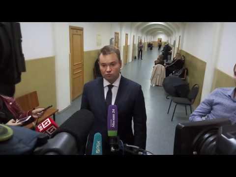 Видеокомментарий Директора по внешним связям аэропорта Домодедово Дениса Нуждина