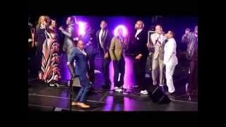 President Gwendolyn Boyd's Inauguration Gospel Concert at Alabama State University.