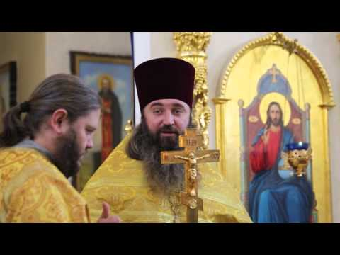 2014.12.19 - Напутственное слово по окончании литургии