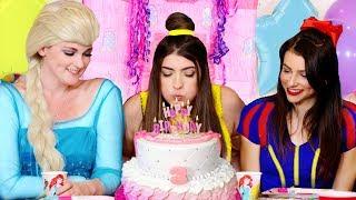 Video Disney Princess Birthday Party! MP3, 3GP, MP4, WEBM, AVI, FLV September 2018
