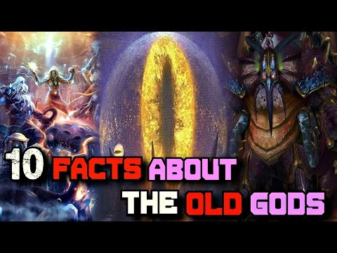 World Of Warcraft - 10 Facts About The Old Gods