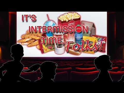 Will Intermissions Return To Movie Theatres? – AMC Movie News