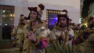 Funny Incredibly talented spanish street singers with cool voices