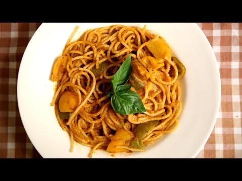 One Pot Pasta | Pasta Cooked In Pressure Cooker | Divine Taste With Anushruti