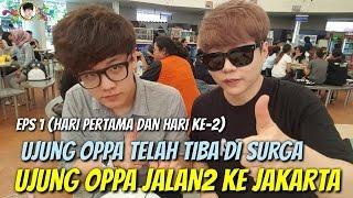 Video Ujung Oppa(Orang Korea) Pergi Ke Indonesia(SURGA) Eps 1 MP3, 3GP, MP4, WEBM, AVI, FLV September 2018