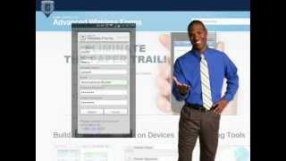 Advanced Wireless Forms YouTube video