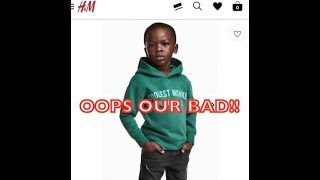 "Video H&M Apologizes for using a black child to sell their ""coolest monkey in the jungle"" sweatshirt 🙄 MP3, 3GP, MP4, WEBM, AVI, FLV Januari 2018"
