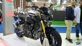 3. NEW 2018 Yamaha MT-10 SP
