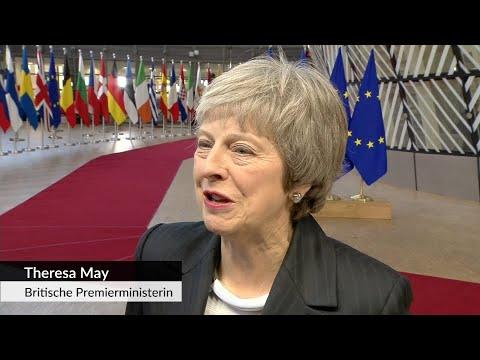 Großbritannien: Rücktritt bis 2022 - May macht Zugest ...