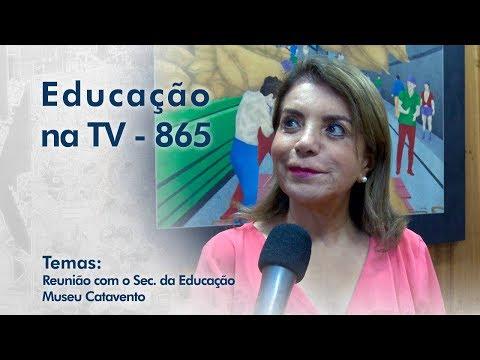 Reunião com Secretaria da Educação / Museu Catavento