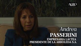 Andrea Passerini - Empresaria Láctea - Presidente de La Arboleda S.A.