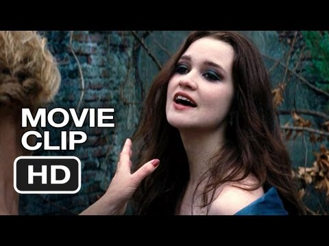 Beautiful Creatures Movie CLIP - A Lot Like Me (2013) - Alice Englert Movie HD Video