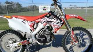 6. For Sale $3,699  2009 Honda CRF450R  With Rekluse Auto Clutch