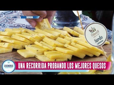 La ruta del queso, un recorrido por los sabores más ricos de 2018