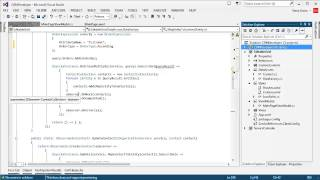 A video showing a version of an editable subgrid I have developed in the past 12 hours using Telerik controls for Silverlight.