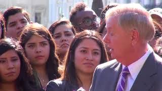 500 soñadores de todo el país llegaron a Washington D C para pedir a congresistas aprobar el Dream A