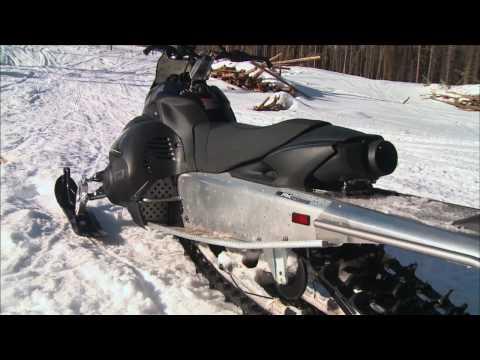 SnowTrax Rides Yamaha's 2010 Nytro MTX
