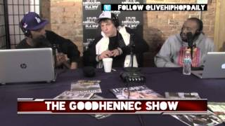 420 Interview with Tom P on the Good HenneC Show