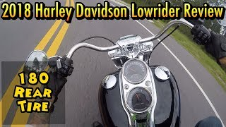 9. 2018 Harley Davidson Lowrider full and detailed review!
