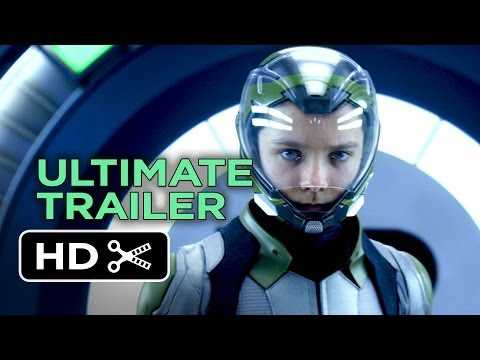Ender's Game Ultimate Trailer (2013) - Asa Butterfield, Harrison Ford Movie HD