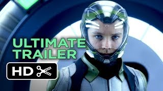 Ender S Game Ultimate Trailer  2013    Asa Butterfield  Harrison Ford Movie Hd