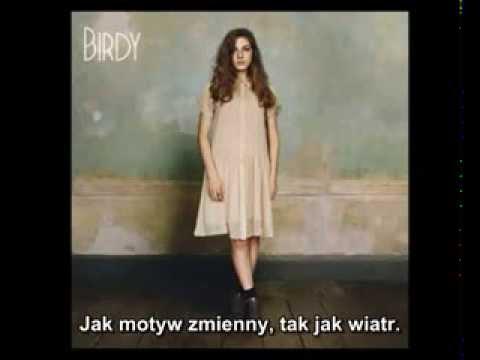 Tekst piosenki Birdy - Young Blood po polsku