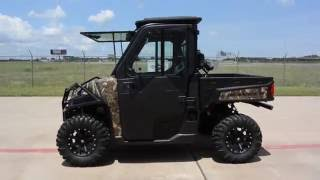 6. For Sale $13,999: 2015 Polaris Ranger 570 Camo Loaded with Upgrades