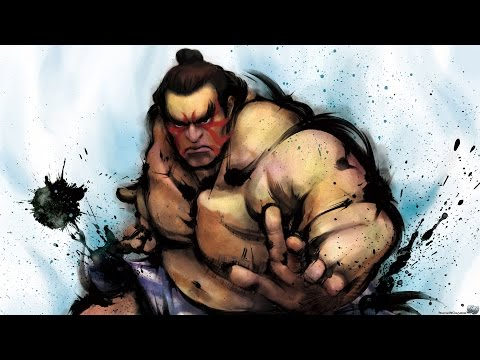 Super Street Fighter 4 - E.Honda's SSF4 AE story mode played on max difficulty. No continues.