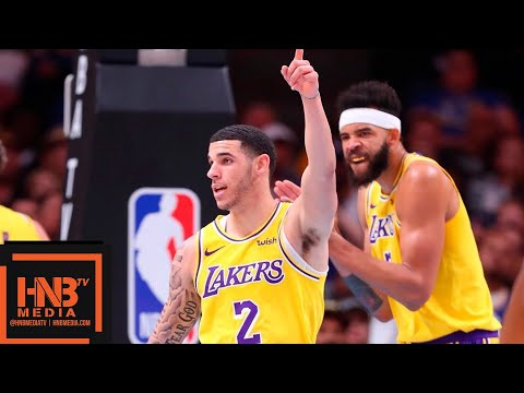Los Angeles Lakers vs Golden State Warriors Full Game Highlights | 10.12.2018, NBA Preseason