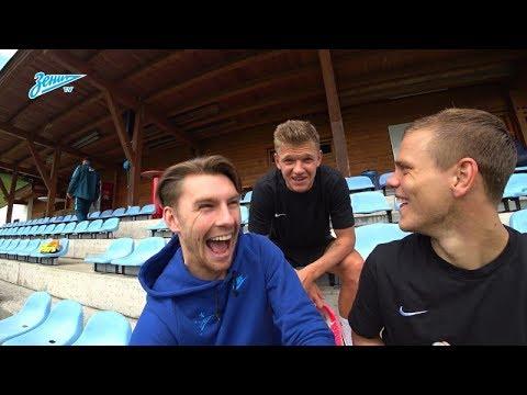 Видеоблог «Зенит-ТВ»: диджей Лодыгин эмси Йоан и Джастин Кокорин - DomaVideo.Ru